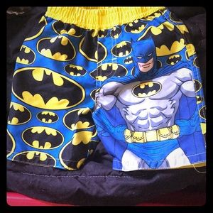Other - Batman swim trunks